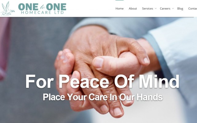 One To One Homecare Ltd. 1