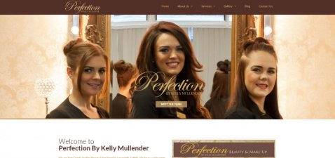 Perfection By Kelly Mullender Website Launch!! 5