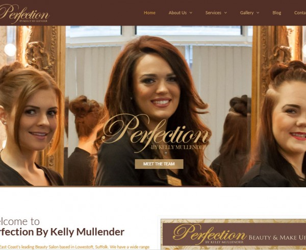 Perfection By Kelly Mullender Website Launch!! 18