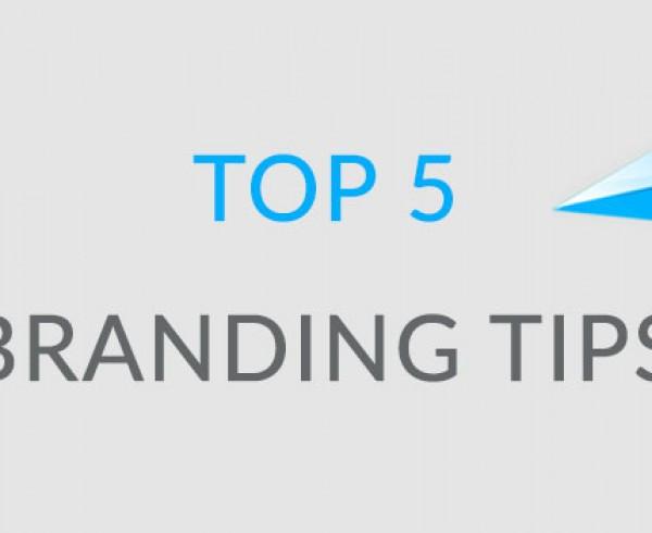 Top 5 Branding Tips 16